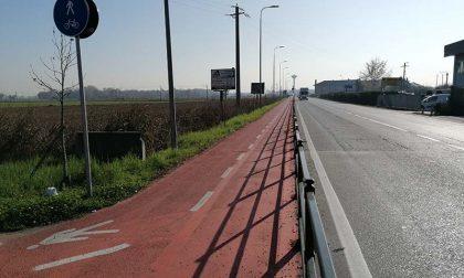 Ciclo-pedonale: manca la sicurezza