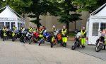 Volontari a due ruote: Protezione civile in motocicletta