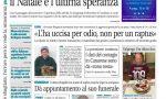 Il Canavese – edizione Rivarolo (del 02 dicembre) in edicola. Ecco la prima pagina