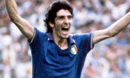 E' morto Paolo Rossi, eroe dei Mondiali '82