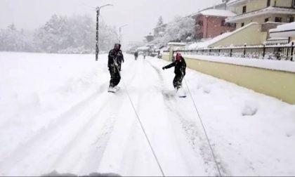 Maltempo: neve finita, ora occhio al ghiaccio | Record a Vicenza: -42°!!!