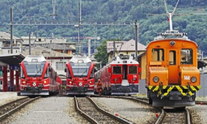 """Stop ai treni dall'Italia, la Svizzera e chiude """"per Covid"""""""