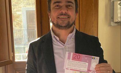 """Una """"banconota ingriese"""" come buono spesa, iniziativa a sostegno dei cittadini in difficoltà"""