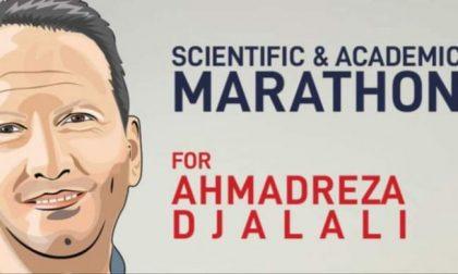 La maratona di 160 scienziati per Ahmadreza Djalali condannato la morte