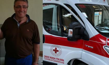 Il sindaco di Castellamonte Pasquale Mazza dona alla Cri la sua indennità di fine rapporto
