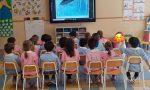 Una doppia bella sorpresa per gli alunni di Colleretto Castelnuovo