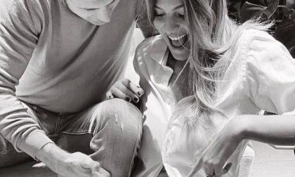 Cristina Chiabotto è incinta, la showgirl di Borgaro  e l'imprenditore Marco Roscio aspettano il primo figlio