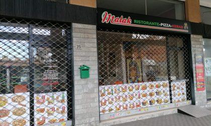 Nove clienti all'interno del locale, multa e chiusura per il ristorante-kebab