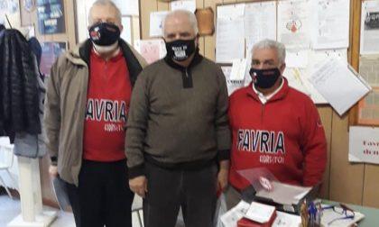 Fidas Favria riprende l'attività dopo lo stop per le festività