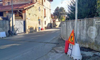Nuovi  semafori ad Oglianico,  i lavori quasi terminati