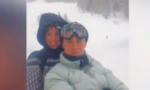 Ronaldo e Georgina sulla neve a Courmayeur... indagano i carabinieri