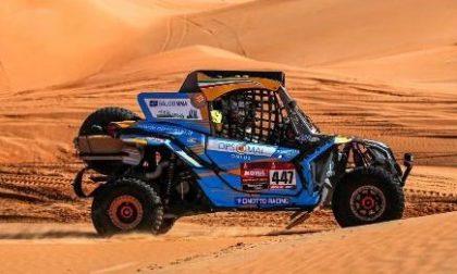 Un canavesano alla Dakar Cinotto sfida la sabbia del deserto
