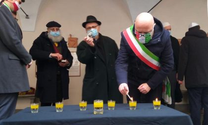 In ricordo di Massimo Foa il sindaco di Cuorgnè ospite a Casale Monferrato per il Giorno della Memoria