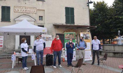 Defibrillatore al centro del consiglio comunale di Caselle Torinese