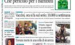 Il Canavese – edizione Rivarolo (del 24 febbraio) in edicola. Ecco la prima pagina