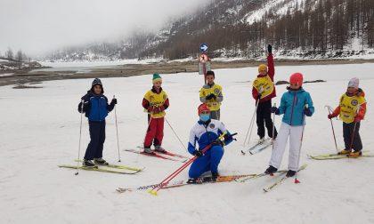 A Ceresole record di iscritti allo sci di fondo. E lunedì riapre l'Alpe Cialma