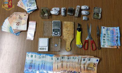 Tassista e spacciatore, 43enne arrestato dalla Polizia