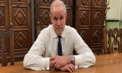 Giovedì Grasso, il video-appello del sindaco Sertoli: «Siate responsabili»