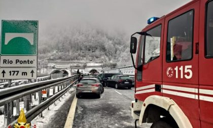 Tragico incidente in autostrada: due i morti, diversi i feriti