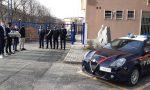 I ragazzi dell'IIS Olivetti rendono omaggio all'ambasciatore Attanasio e al carabiniere Iacovacci