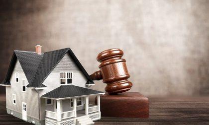 Tre agenti immobiliari accusati di turbativa di aste giudiziarie