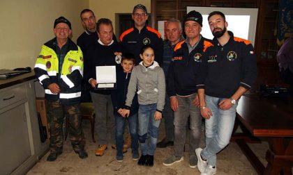 Un contributo di 5mila euro per le Associazioni Aib di Corio e Benne