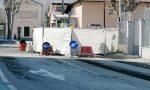 Lavori alla rete idrica e viabilità rivoluzionata a Fiano