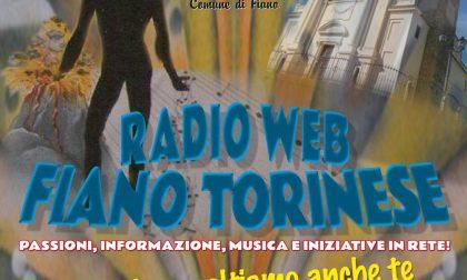 "A Fiano ""Radio Web Fiano Torinese"" trasmette on-line"