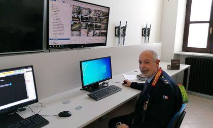 Nuova sala di controllo di videosorveglianza per la Polizia locale a San Francesco al Campo