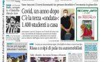 Il Canavese – edizione Rivarolo (del 3 marzo) in edicola. Ecco la prima pagina