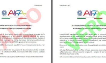 """Polizia Postale: """"Attenti a comunicati fake sul vaccino AstraZeneca"""""""