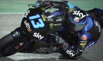Domenica in Moto2 riparte l'avventura di Celestino Vietti Ramus