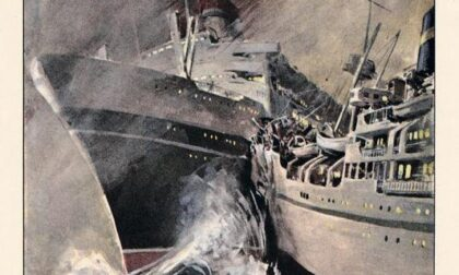 Cittadinanza alla naufraga della Doria