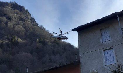 Il Soccorso Alpino in aiuto di un 51enne in Valle Soana