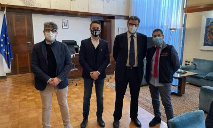 Comitato ristoratori Bartoli incontra il Ministro  Giorgetti