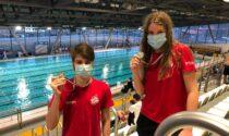 I ragazzi dell'Aquasport conquistano medaglie e il pass per i campionati italiani assoluti