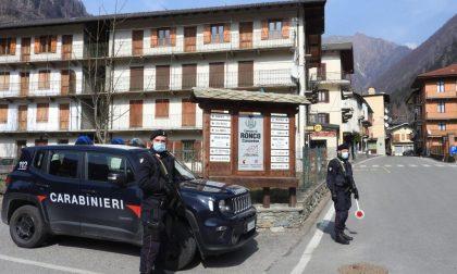 Rubava nelle case disabitate: 65enne fermato e denunciato