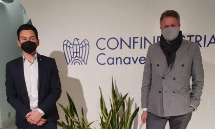 Lars Carlstrom a Ivrea per approfondire il progetto sulla Gigafactory