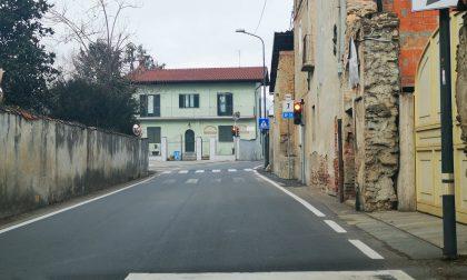 In funzione il nuovo semaforo in pieno centro a Oglianico
