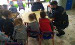 La Polizia Locale va a scuola per il corso di educazione stradale
