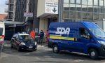 Poste Italiane: consegna di vaccini AstraZeneca all'ospedale di Ivrea