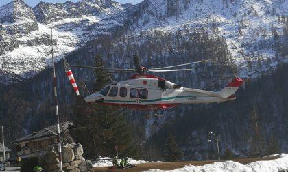 Scialpinisti in difficoltà a Ceresole, salvati dal Soccorso Alpino