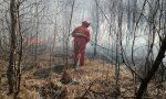 Incendio boschivo a San Francesco al Campo: interviene AIB Mathi