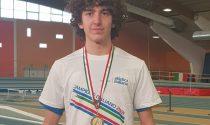 Stefano Demo l'atleta rivarolese conquista la medaglia d'oro