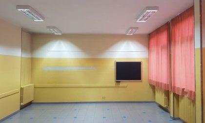 Illuminazione intelligente e green per gli studenti di Borgaro Torinese
