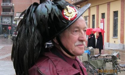 """Addio al bersagliere e """"nonno vigile"""" Luciano Beltrame"""