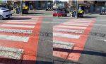 Scoppia la polemica della segnaletica… multicolore