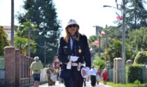 Dalla divisa di Polizia Locale all'onore della fascia Tricolore