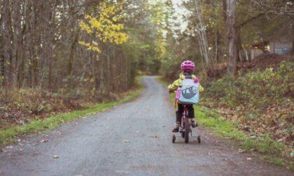 Bimbo di 6 anni si perde in bici nel Parco del Valentino: soccorso da una 13enne
