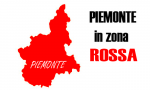 Piemonte in zona rossa da Lunedì, è ufficiale
